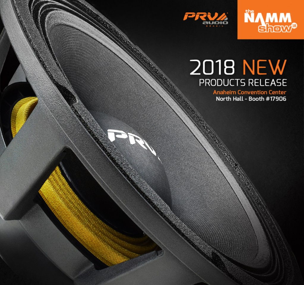 FB - NAMM 2018 - 12 New Products