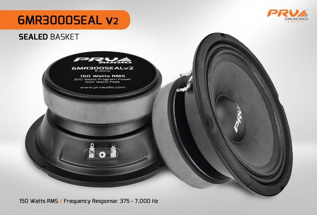 6MR300SEALv2 - Sealed Basket