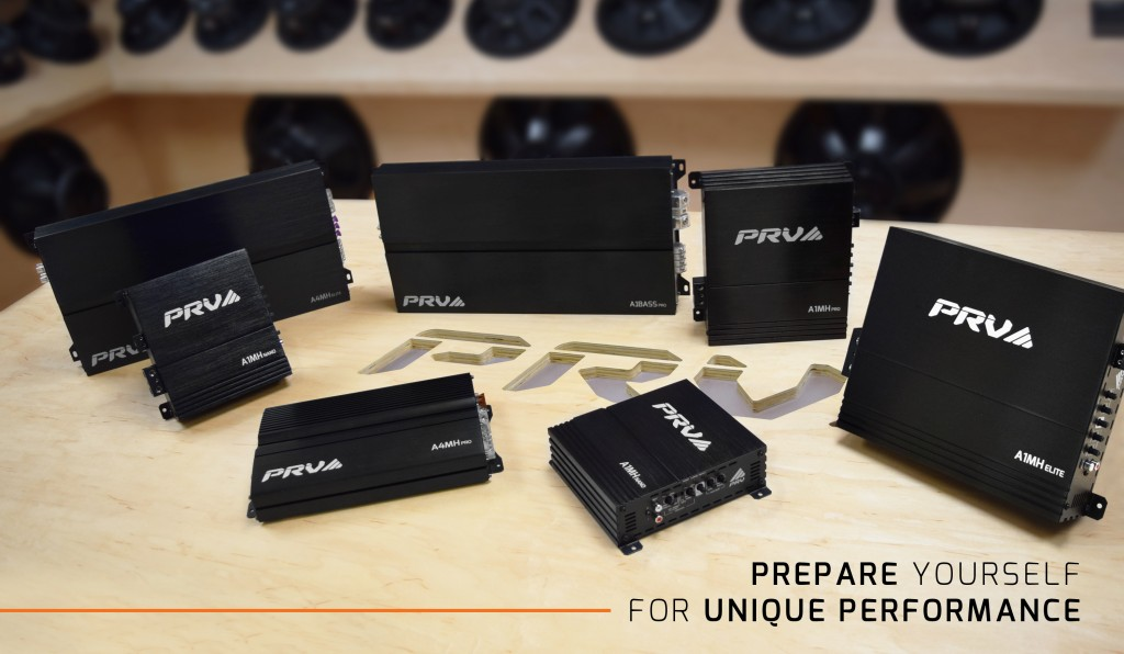 Amplifier Release Photo