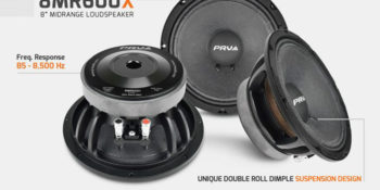 New Product Release: 8MR600X