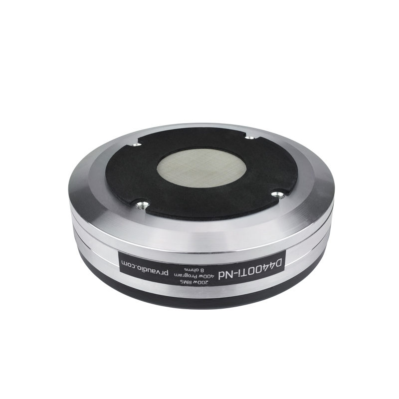 """PRV Audio 2/"""" 8 Ohm 400 Watt Titanium Neodymium Compression Driver D4400Ti-Nd"""