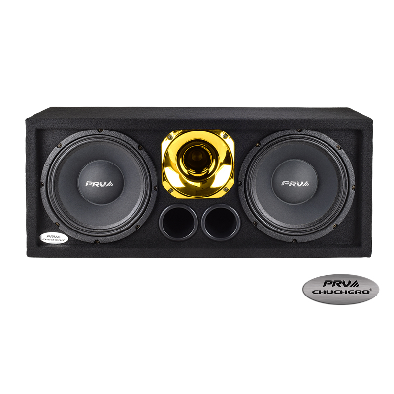 Prv Audio Prv210 290 Gold Chuchero Speaker Box