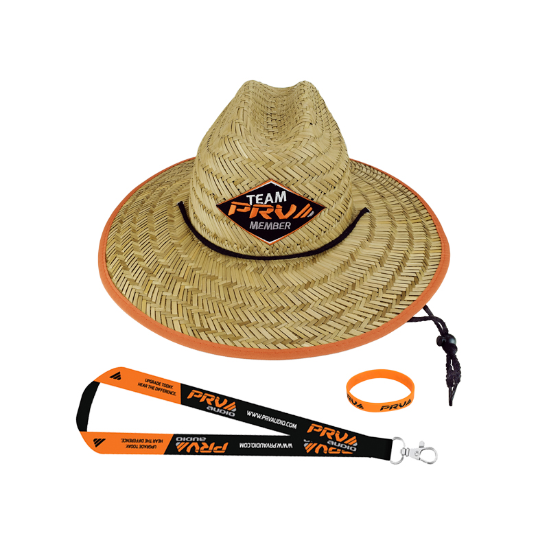 PRV Straw Hat