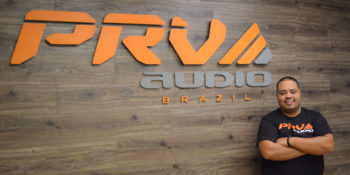PRV Audio Group new Communications Manager