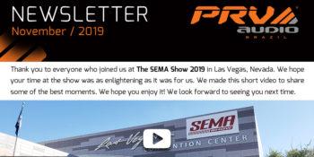 November 2019 Newsletter: SEMA Show