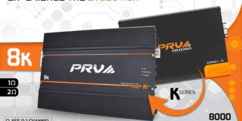 New Release: K Series - 8K Full Range Amplifier