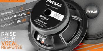 New Release: Alto Series - 8MR450A