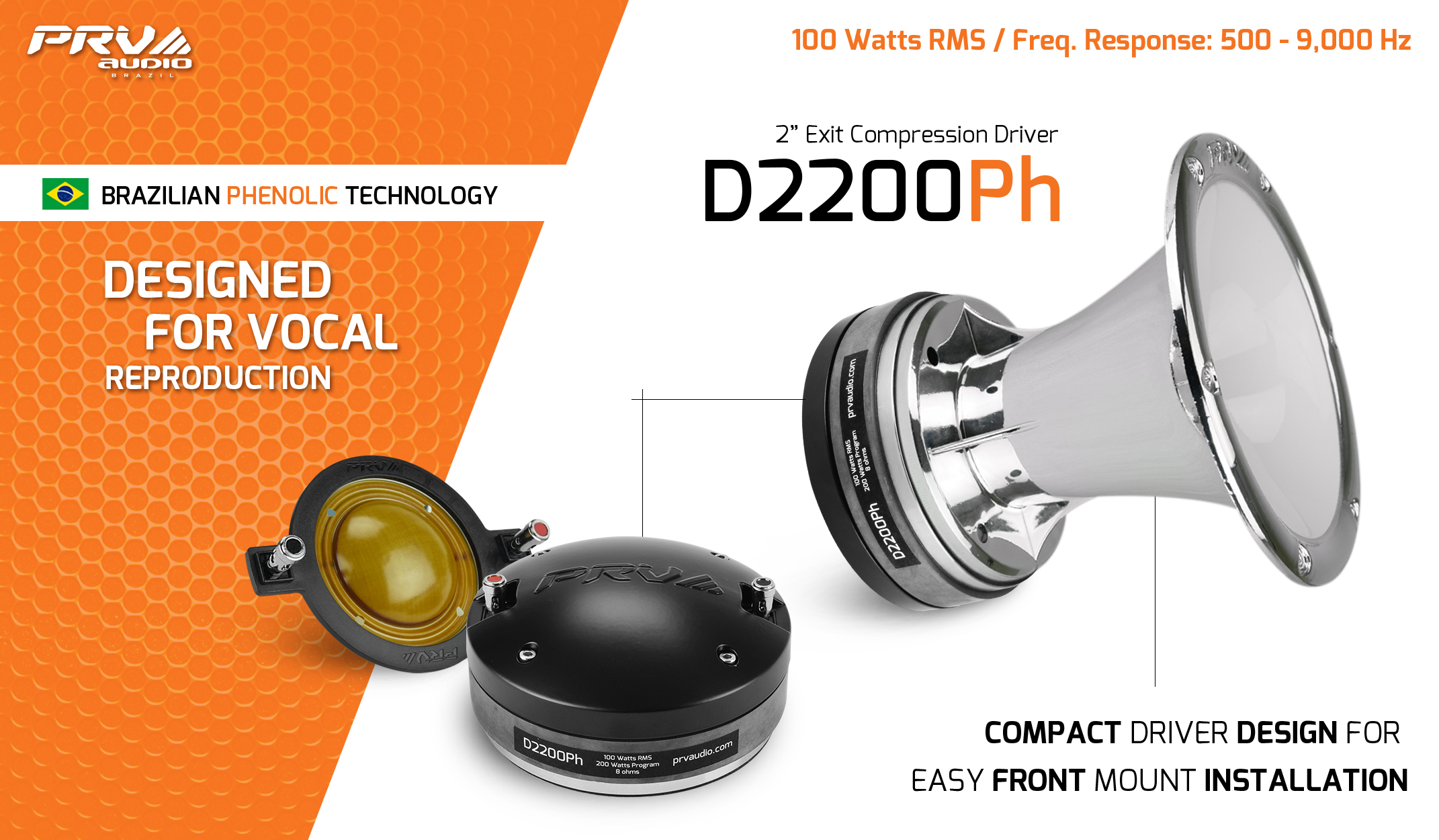 D2200Ph - Phenolic Driver