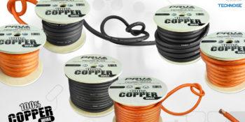 New Release: Wire Series - 100% Pure Oxygen Free Copper