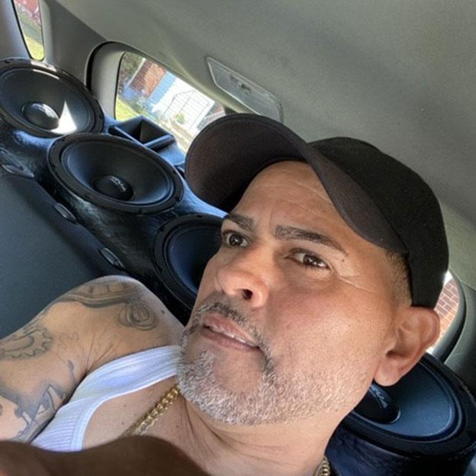 Omar Burgos - Team Member