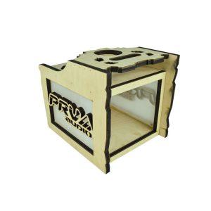 Radio-Box-4EQ-Acrylic---Front-Right-View